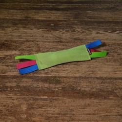 Beisswulst Grün 6,5x20cm...