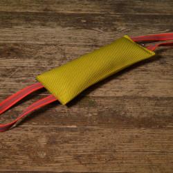 Beisswulst Gelb 11,5x30cm