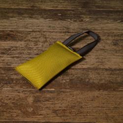 Beisswulst Gelb 11,5x20cm