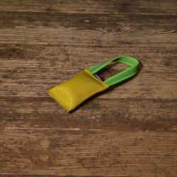 Beisswulst Gelb 8,5x12cm