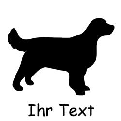 Hunde-Aufkleber